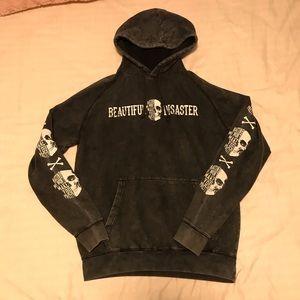 Beautiful disaster hoodie